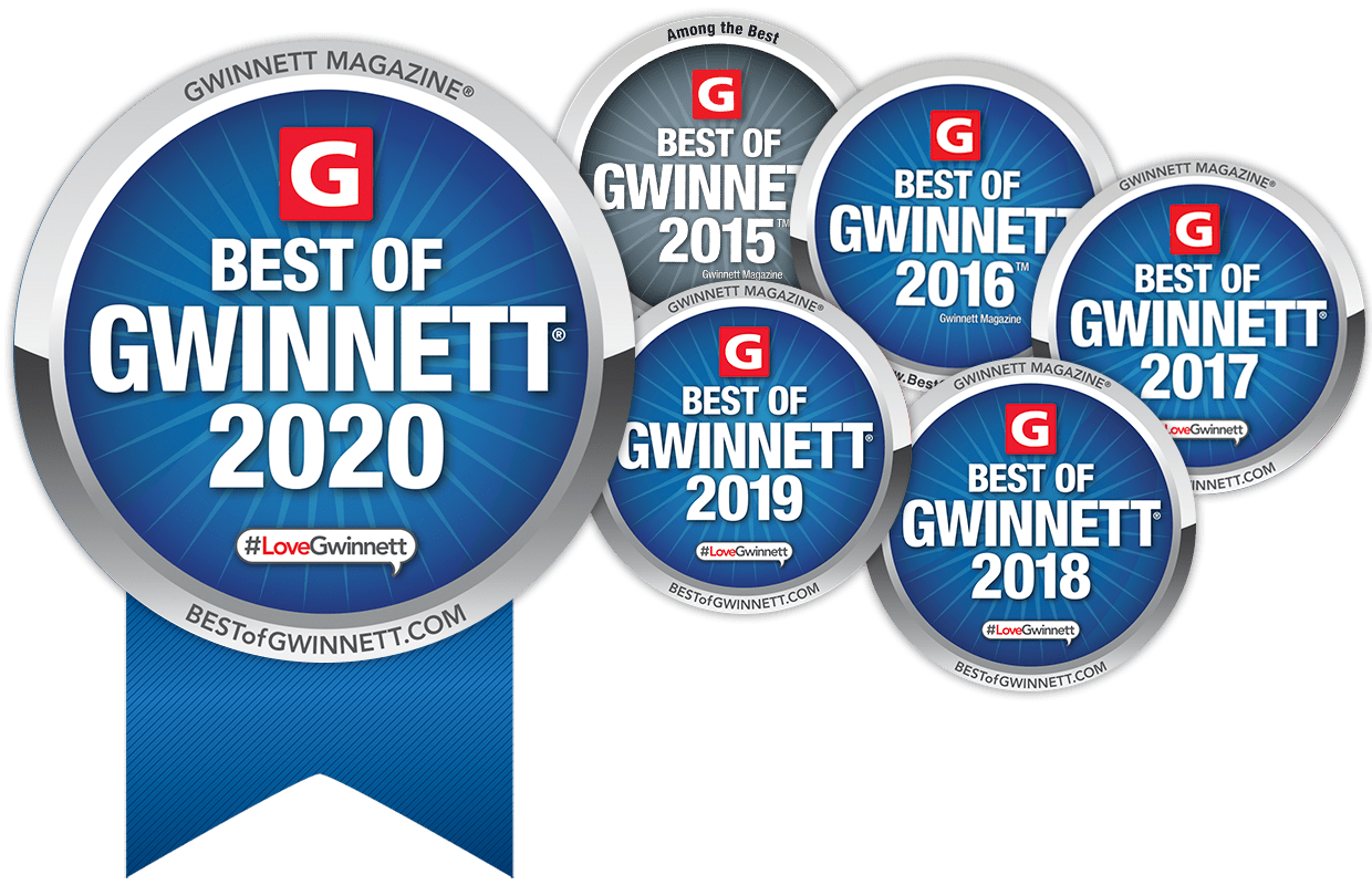 Proactive Pest Control: Best of Gwinnett Awards 6 Years in a row